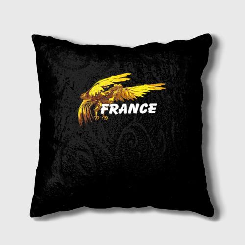 Подушка 3D  Фото 01, Франция