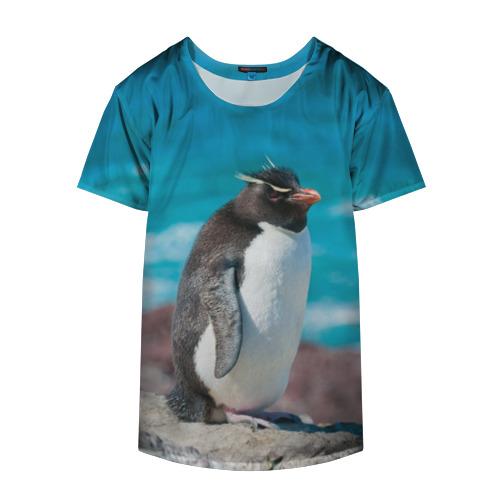 Накидка на куртку 3D  Фото 04, Пингвин