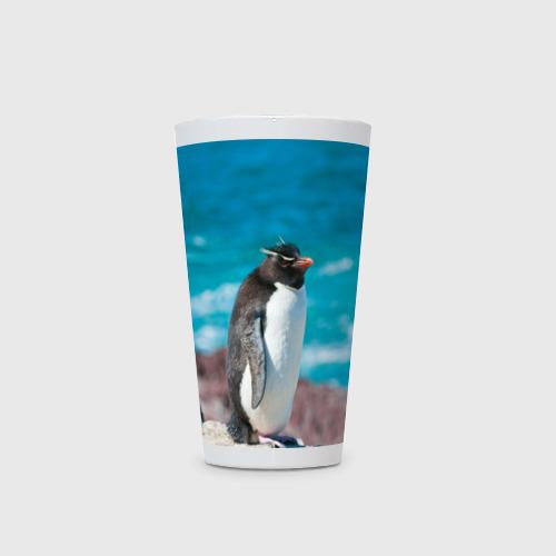 Кружка Латте  Фото 03, Пингвин