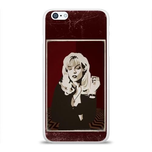 Чехол для Apple iPhone 6Plus/6SPlus силиконовый глянцевый Twin Peaks Фото 01