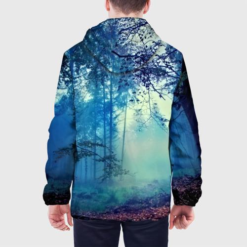 Мужская куртка 3D  Фото 05, Лес