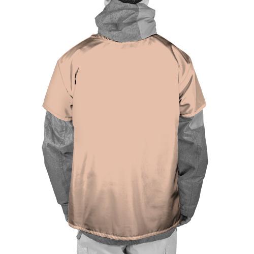 Накидка на куртку 3D  Фото 02, One punch man