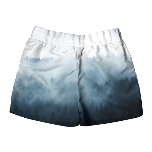 Женские шорты 3D  Фото 02, Twin Peaks Совы