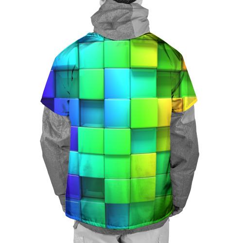 Накидка на куртку 3D  Фото 02, Пазлы
