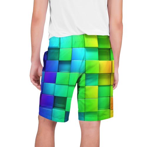 Мужские шорты 3D  Фото 02, Пазлы