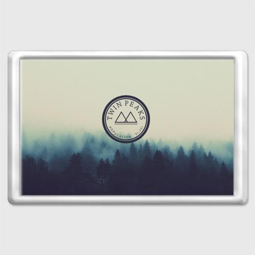 Магнит 45*70 Twin Peaks