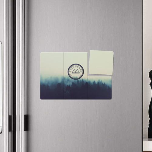 Магнитный плакат 3Х2 Twin Peaks Фото 01