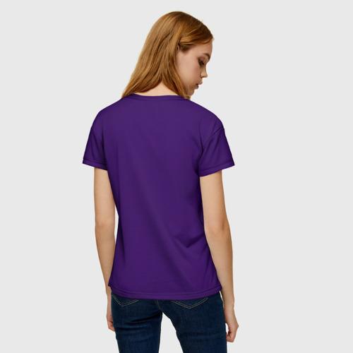Женская футболка 3D Программа Фото 01