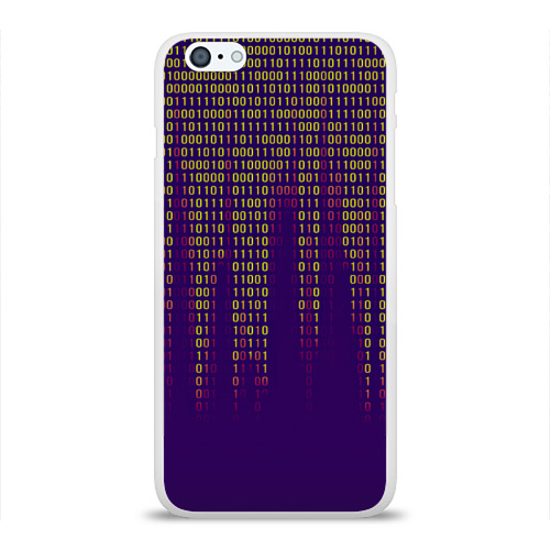 Чехол для iPhone 6Plus/6S Plus глянцевый Программа Фото 01