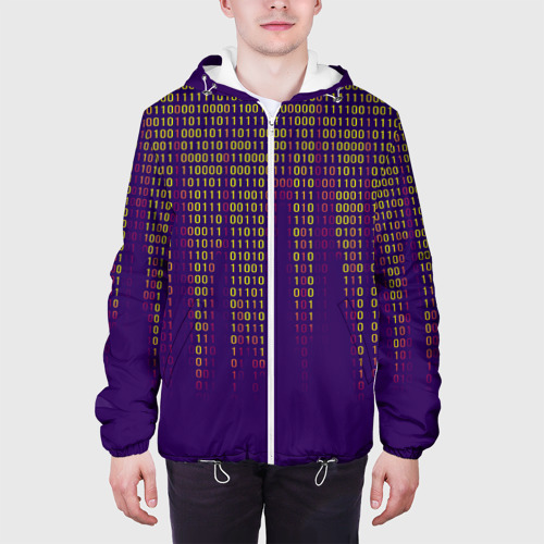 Мужская куртка 3D Программа Фото 01