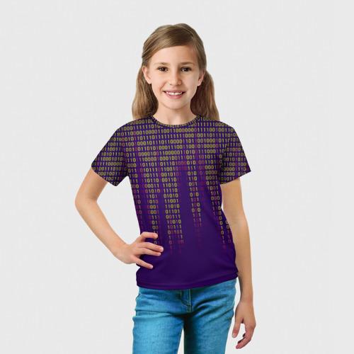 Детская футболка 3D Программа Фото 01