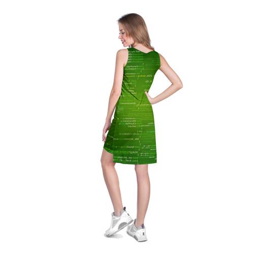 Платье-майка 3D  Фото 04, technology code