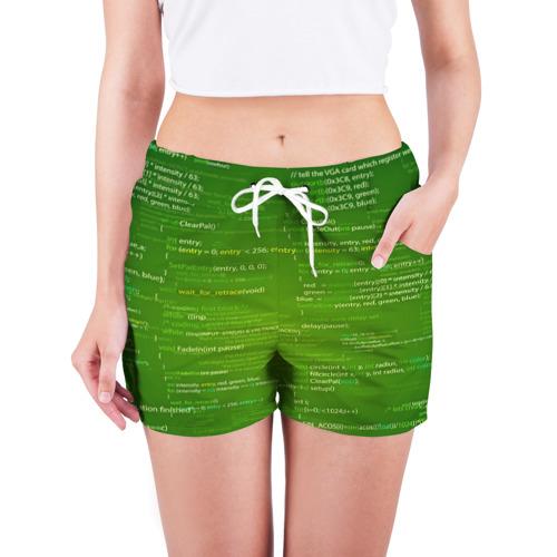 Женские шорты 3D  Фото 03, technology code