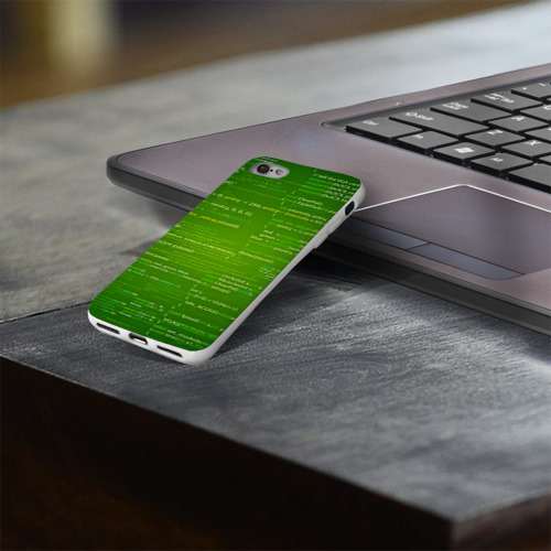 Чехол для Apple iPhone 8 силиконовый глянцевый  Фото 03, technology code