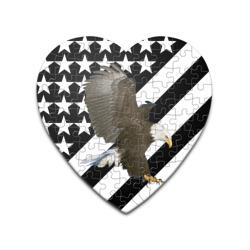 Орел на флаге