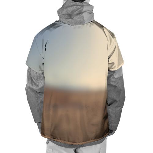 Накидка на куртку 3D  Фото 02, BackStreet Boys
