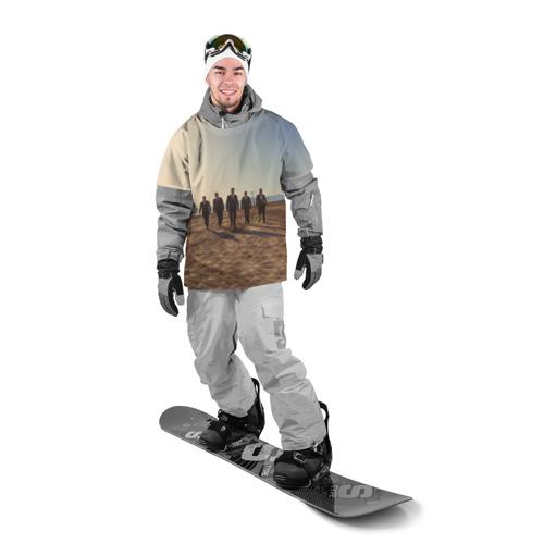 Накидка на куртку 3D  Фото 03, BackStreet Boys