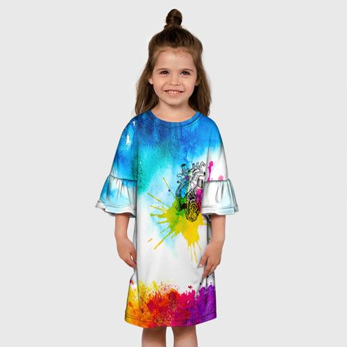 Детское платье 3D  Фото 01, VM_codefest`17_1