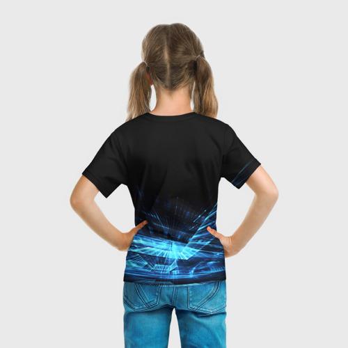 Детская футболка 3D  Фото 04, Русский хакер