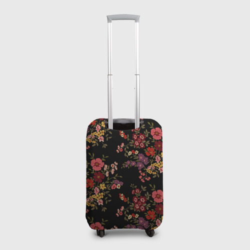 Чехол для чемодана 3D  Фото 02, Жена русского хакера