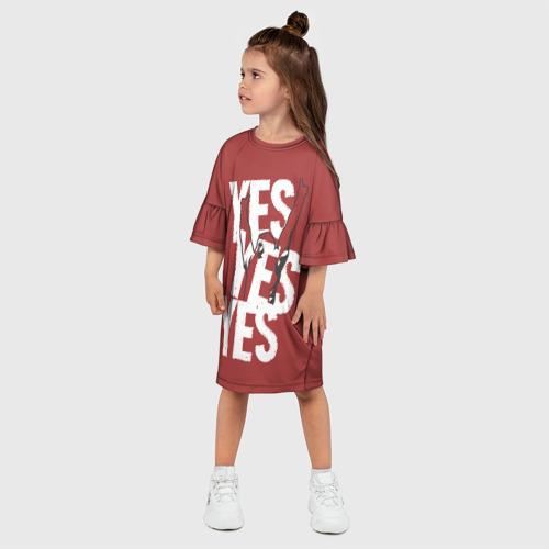 Детское платье 3D  Фото 03, Дэниел Брайан 1