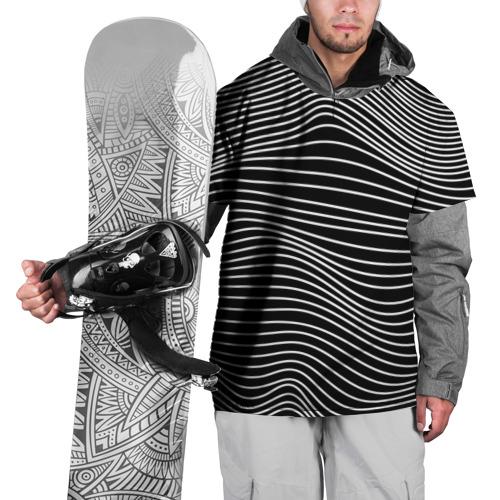 Накидка на куртку 3D  Фото 01, Абстракция