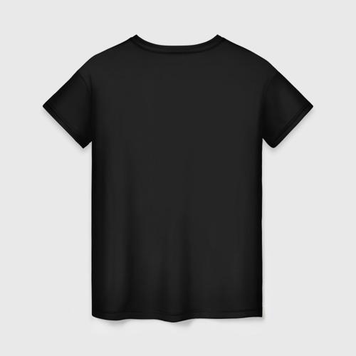 Женская футболка 3D Космокот Фото 01