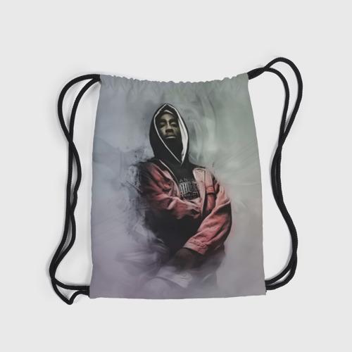 Рюкзак-мешок 3D  Фото 04, Тупак