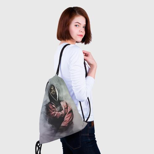 Рюкзак-мешок 3D  Фото 02, Тупак