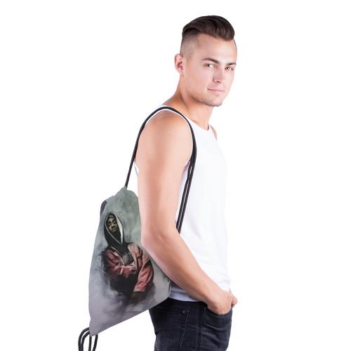 Рюкзак-мешок 3D  Фото 03, Тупак
