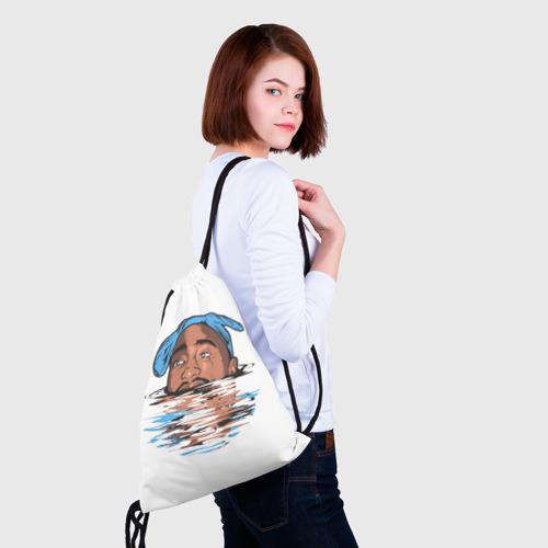 Рюкзак-мешок 3D  Фото 02, Shakur