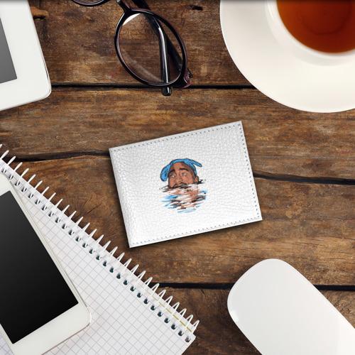 Обложка для студенческого билета Shakur Фото 01