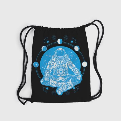 Рюкзак-мешок 3D  Фото 04, Космонавт