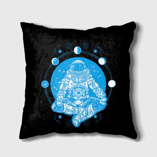 Подушка 3D  Фото 01, Космонавт