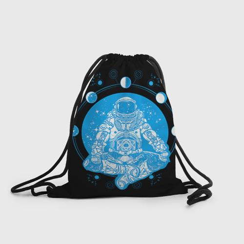 Рюкзак-мешок 3D  Фото 01, Космонавт
