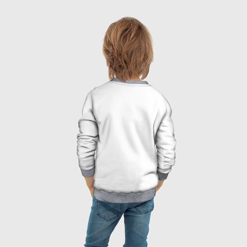 Детский свитшот 3D Планета Фото 01