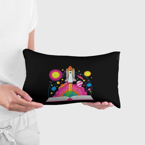 Подушка 3D антистресс  Фото 03, Космос