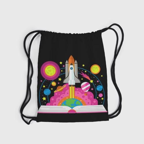 Рюкзак-мешок 3D  Фото 04, Космос