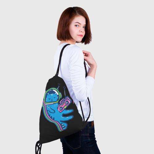 Рюкзак-мешок 3D  Фото 02, Космокот 1