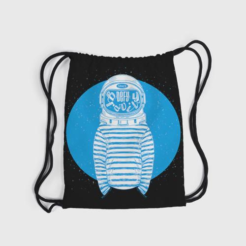 Рюкзак-мешок 3D  Фото 04, Defy gravity