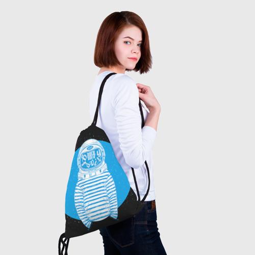 Рюкзак-мешок 3D  Фото 02, Defy gravity