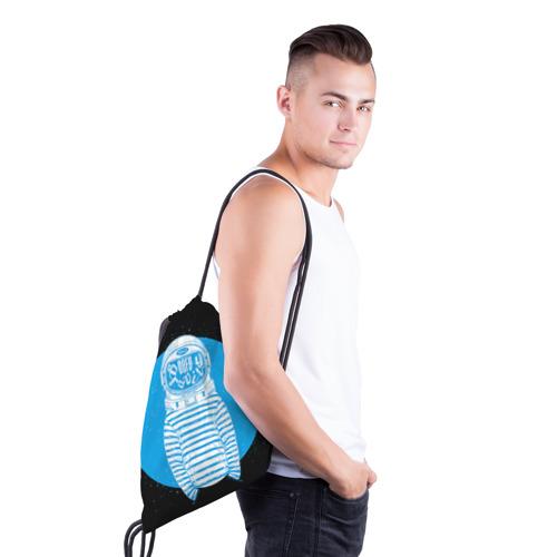 Рюкзак-мешок 3D  Фото 03, Defy gravity