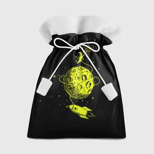 Подарочный 3D мешок Hello!