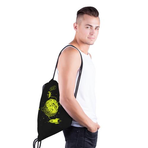 Рюкзак-мешок 3D  Фото 03, Hello!
