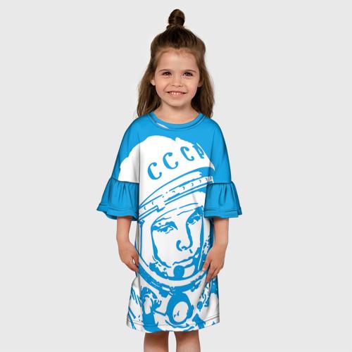 Детское платье 3D  Фото 01, Гагарин 1
