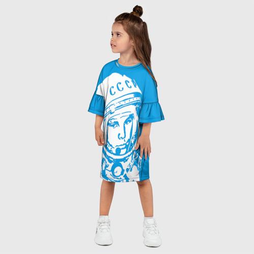 Детское платье 3D  Фото 03, Гагарин 1