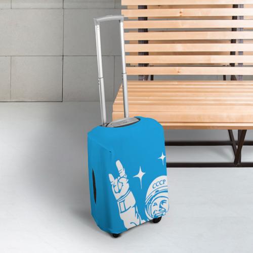 Чехол для чемодана 3D  Фото 03, Гагарин 2