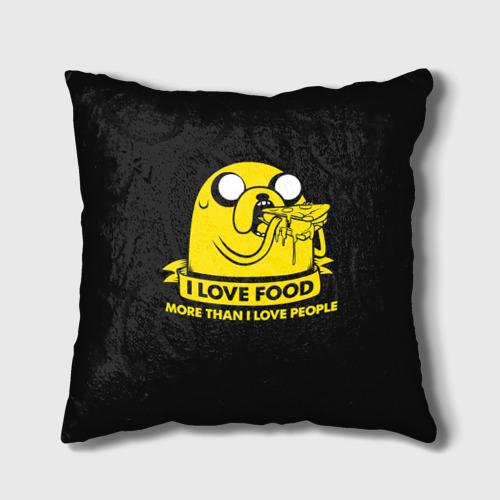 Джейк Пес - I love food