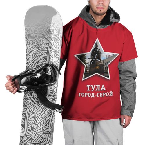 Накидка на куртку 3D  Фото 01, Тула город-герой