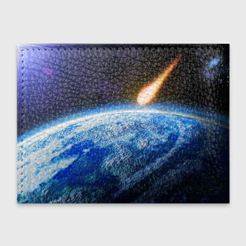 Обложка для студенческого билета  Фото 02, Без паники, метеорит